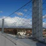 Alder Hey Carpark Roof Webnet Fence